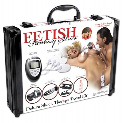 Deluxe Shock Therapy Travel Kit