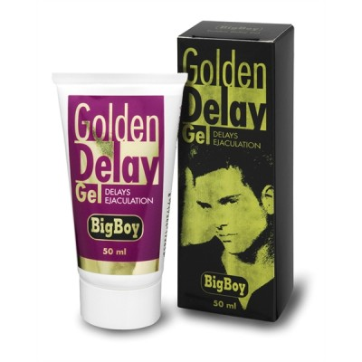 Big Boy - Golden Delay Gel (50ml)