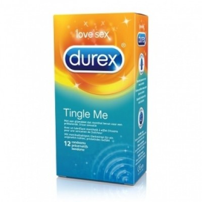 Durex Tingle Me (12st.)
