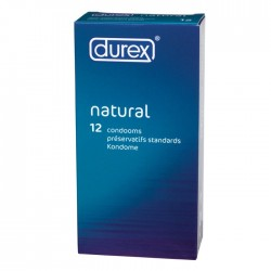 Durex Natural condooms 12st.