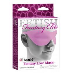Elite Fantasy Love Mask Pink