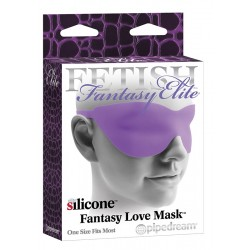 Elite Fantasy Love Mask Purple