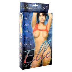 Elle Celbrity Love Doll