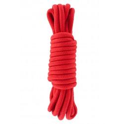 Bondage Rope 5 Meter Red