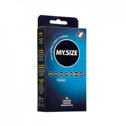 My.Size 64 Condoms 10 Pcs