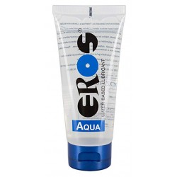 Eros Aqua Waterbasis Glijmiddel - 200 ML