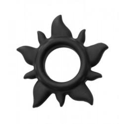 Dark Star Silicone Erection Ring
