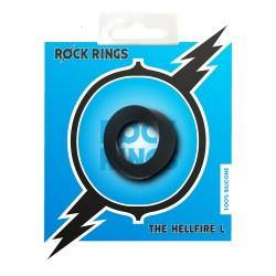 Rock Rings The Hellfire L Black