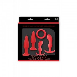 Jovial The Ultimate Anal Kit 1