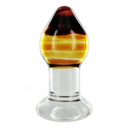 Agni Glass Buttplug