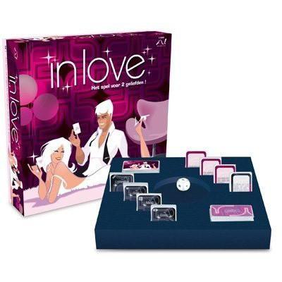 In Love - Erotisch Bordspel!