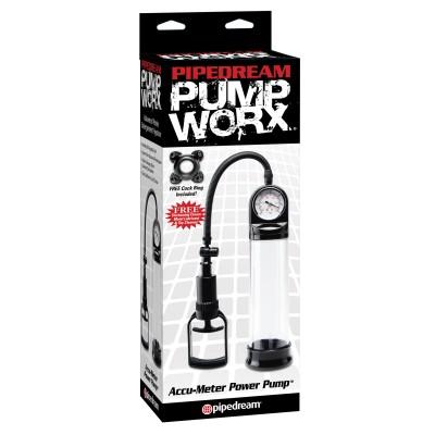Accu Meter Power Pump