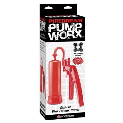 Deluxe Fire Pump