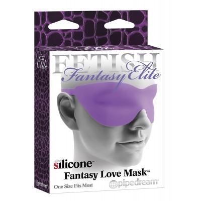 Elite Fantasy Love Mask Purple