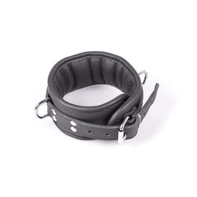 Professional Collar 7 cm - Black