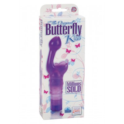 The Original Butterfly Kiss Purple