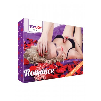 Red Romance Gift Set
