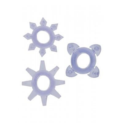 Tickle C-Rings - Purple