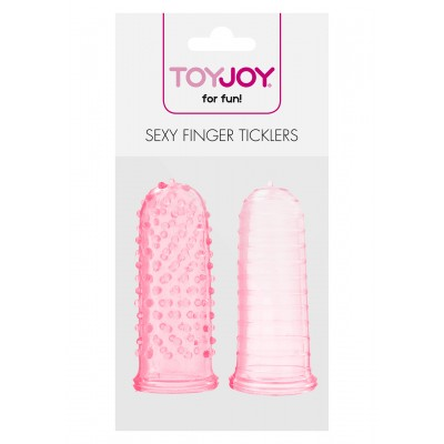 Sexy Finger Ticklers Pink