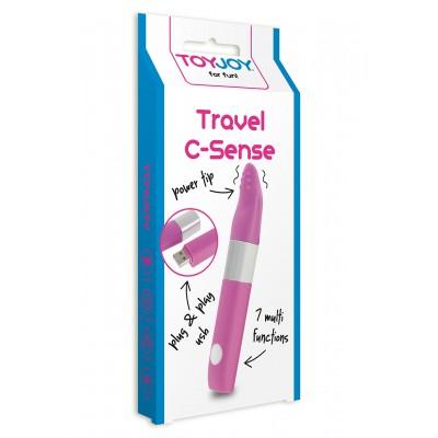 Travel C-Sense Pink