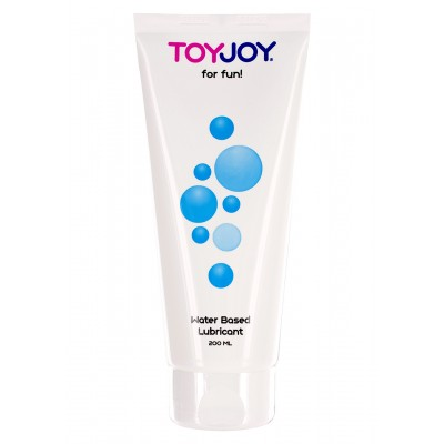 Toyjoy Lube Waterbased 200 ml