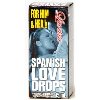 Spanish Love Drops Lavetra 15 ml