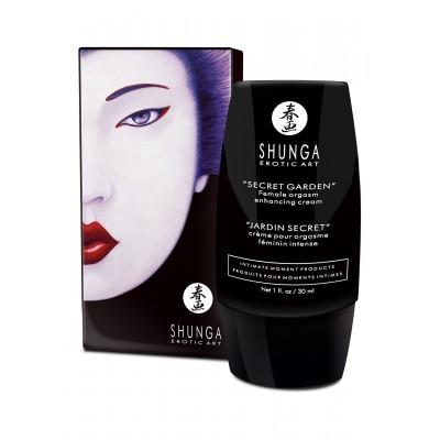Shunga Clitoral Enhancing Cream 30m