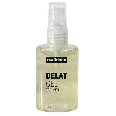 Coolman Delay Gel 30 ml