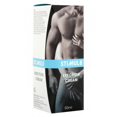 Stimul8 Erection Cream 50 ml