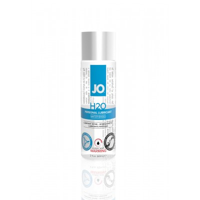 Jo H2o Lube Warming 60 ml