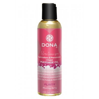 Massage Oil Blushing Berry 110 ml