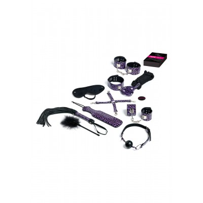 Master&Slave Purple Nl/De/En/Fr/Es