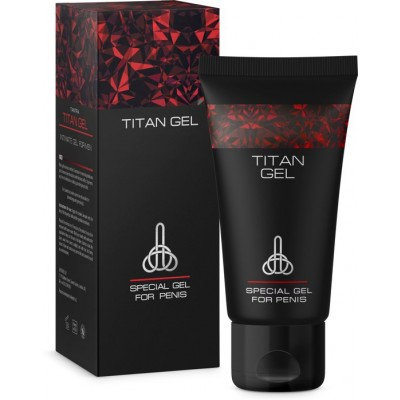 Titan Special Gel