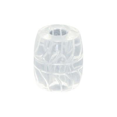 Fat Boy Silicone TPR Ball Stretcher - Clear