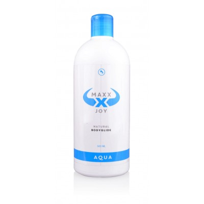 MaxxxJoy Waterbased Lubricant 500 ML