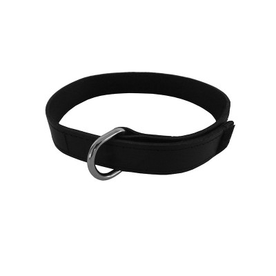 Collar Leather Small - Velcro