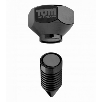 Tom of Finland Bros Pins Magnetic Nipple Clamps