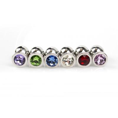 Jewel Buttplug Large (Diverse kleuren)